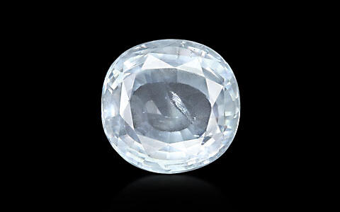 White Sapphire - 6.85 carats