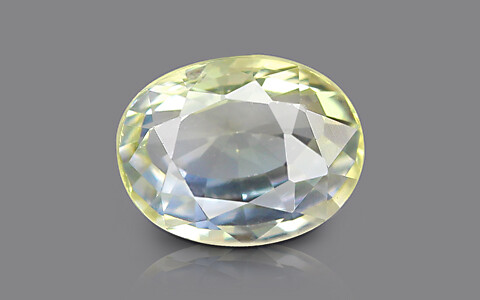 Pitambari Neelam - 3.37 carats