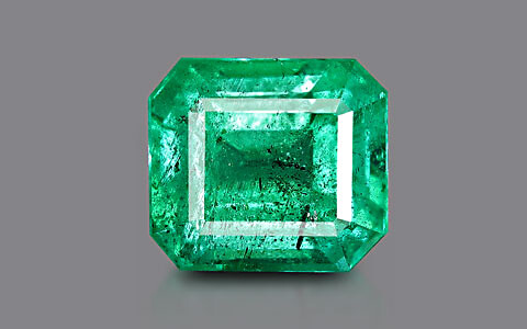 Emerald - 4.82 carats