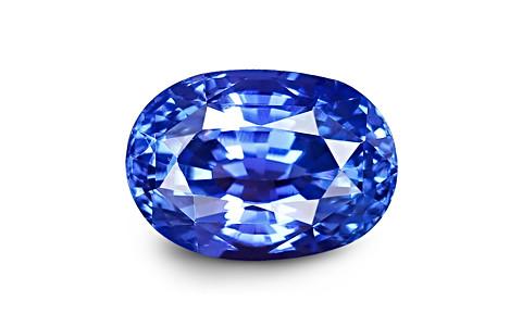 Blue Sapphire - 3.62 carats