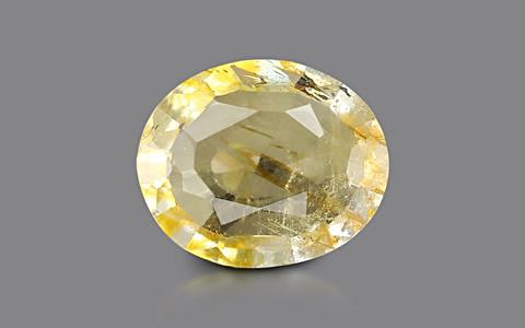 Yellow Topaz - 4.35 carats