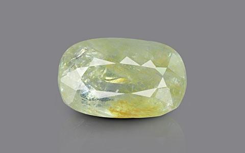Yellow Sapphire - 6.16 carats