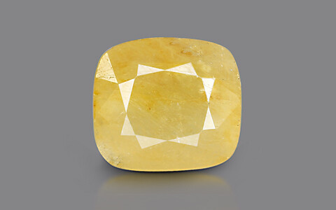 Yellow Sapphire - 7.88 carats
