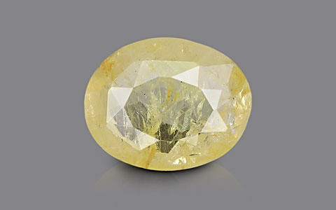 Yellow Sapphire - 3.58 carats