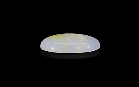 White Opal With Fire - 4.76 carats
