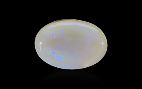 White Opal With Fire - 28.30 carats