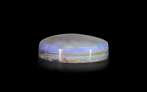 White Opal With Fire - 45.38 carats