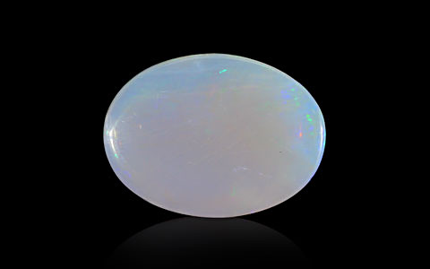 Opal With Fire (Transparent) - 24.14 carats