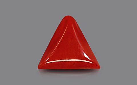 Red Coral - 5.37 carats