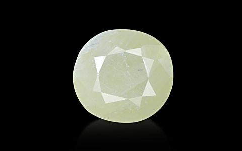White Sapphire - 6.22 carats