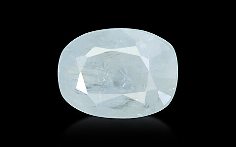 White Sapphire - 4.99 carats