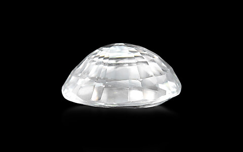 White Zircon - 12.74 carats