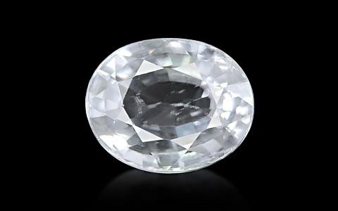 White Zircon - 7.68 carats