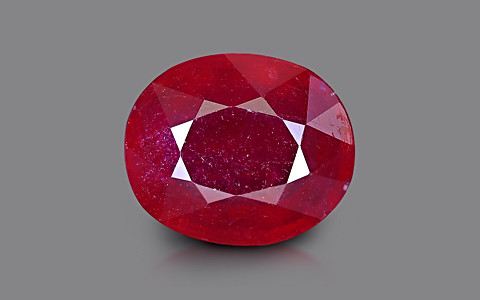 Ruby - 5.34 carats