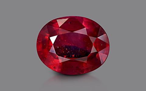 Ruby - 10.62 carats