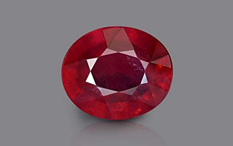Ruby - 10.19 carats
