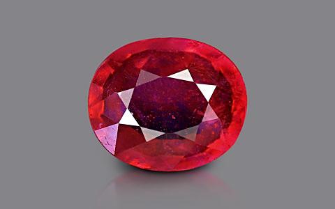 Ruby - 6.12 carats