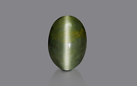 Quartz Cat's Eye - 8.53 carats