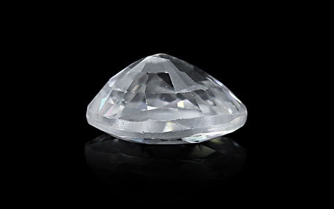 White Zircon - 4.20 carats