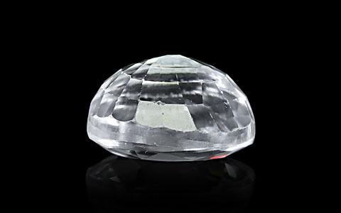 White Zircon - 4.06 carats