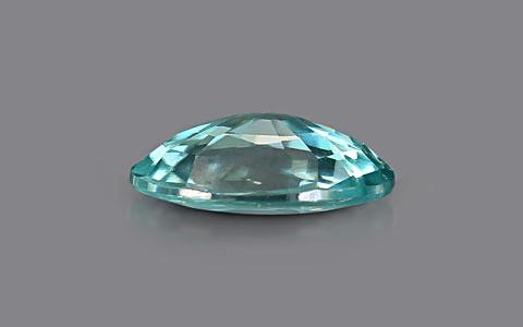Blue Zircon - 2.01 carats