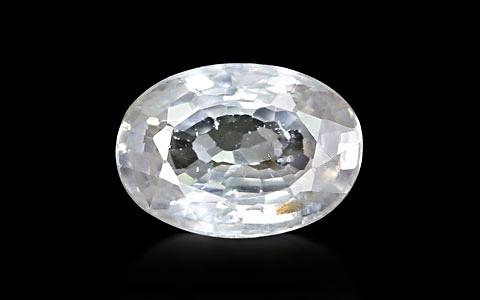 White Zircon - 7.58 carats