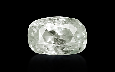 White Sapphire - 4.20 carats