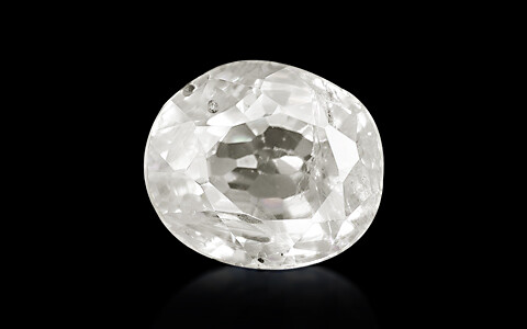 White Sapphire - 3.87 carats