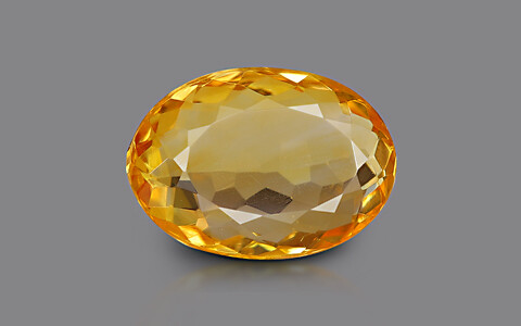 Citrine - 7.25 carats