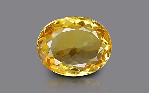 Citrine - 7.81 carats