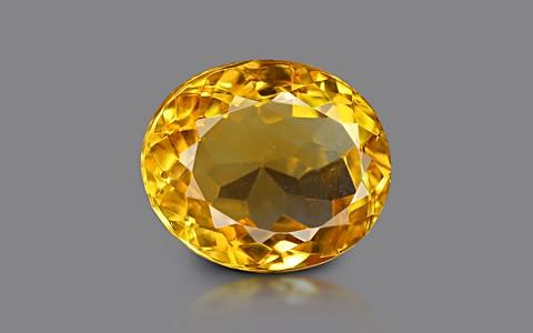 Citrine - 7.18 carats