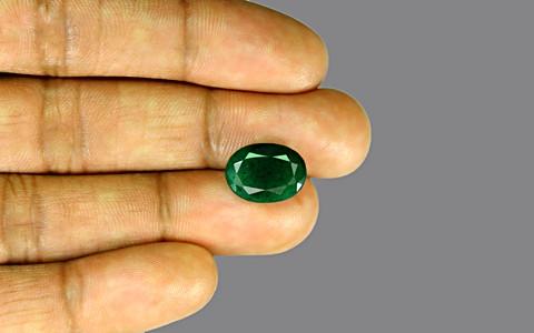 Emerald - 6.05 carats
