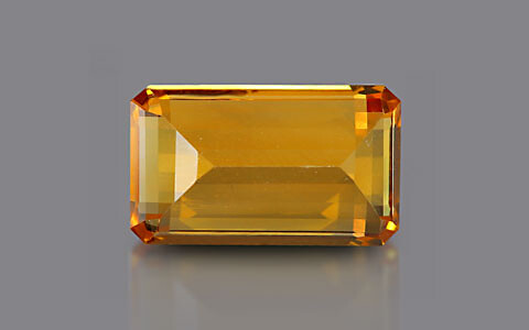 Citrine - 8.59 carats