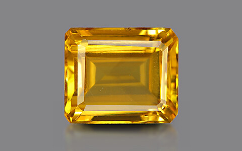 Citrine - 6.29 carats
