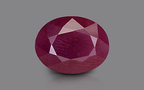 Ruby - 10.76 carats