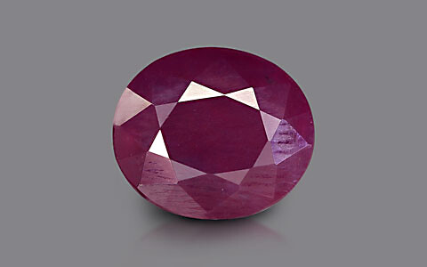 Ruby - 8.70 carats