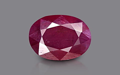 Ruby - 6.78 carats