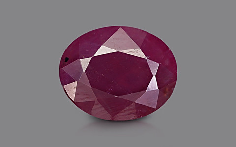 Ruby - 5.79 carats
