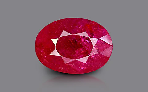 Ruby - 2.60 carats