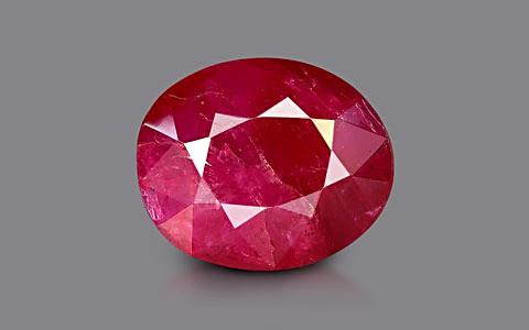 Ruby - 5.19 carats