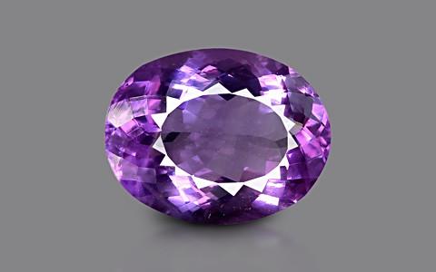 Amethyst - 10.71 carats