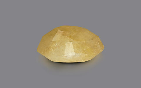 Yellow Sapphire - 7.01 carats
