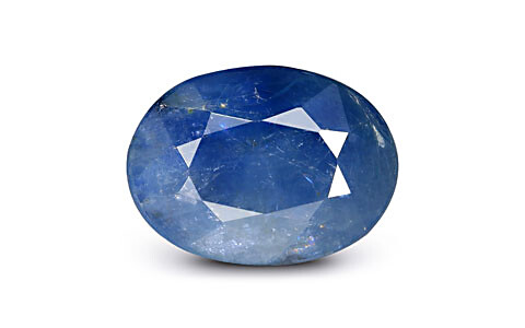 Blue Sapphire - 3.92 carats