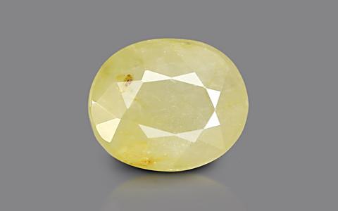 Yellow Sapphire - 11.19 carats