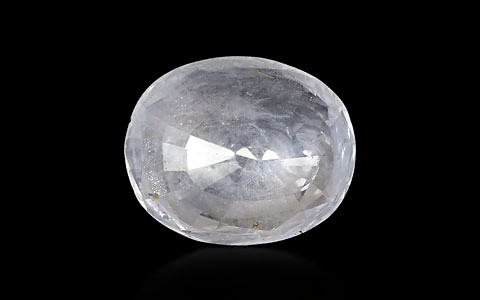 White Sapphire - 4.37 carats