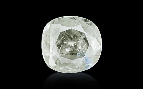 White Sapphire - 3.92 carats