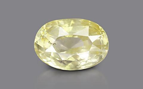 Yellow Sapphire - 3.82 carats