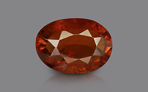 Hessonite - 5.92 carats