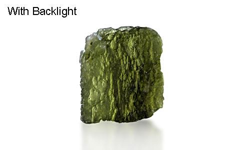Moldavite - 3.72 grams