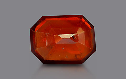 Hessonite - 5.33 carats